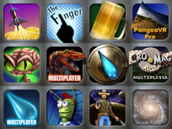 Games for iPhone, iPod Touch, iPad